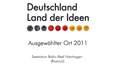 365 Orte im Land der Ideen - selected city 2011